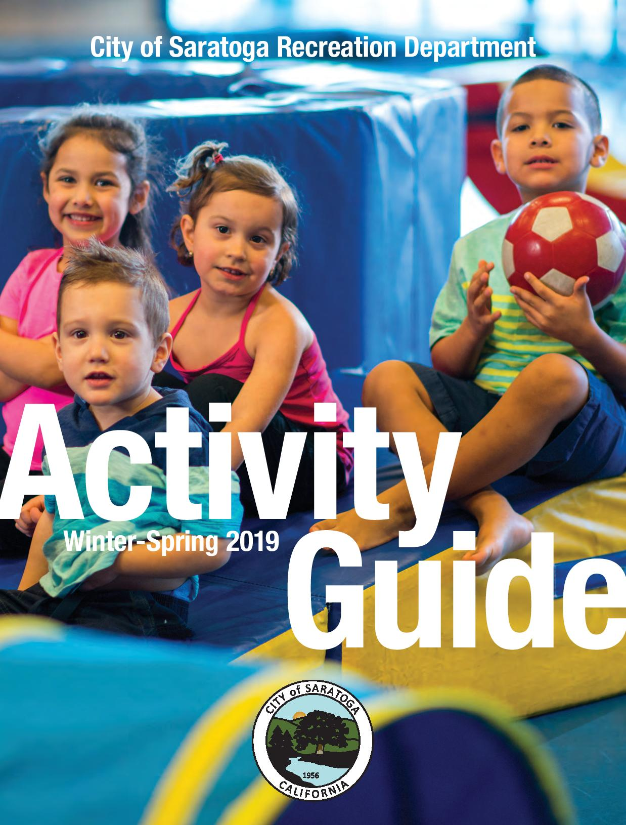 Recreation Activity Guide Spring/Summer 2018